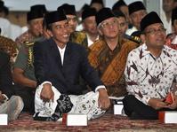 Presiden Akui Ditanya Raja Salman Cara Menjaga Persatuan