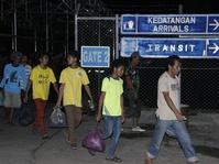 Malaysia Kembali Deportasi 43 TKI Ilegal Lewat PLBN Entikong