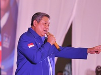 SBY Curhat Sering Menjadi Korban Hoax
