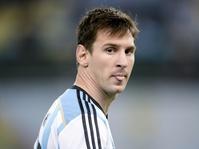 Ucapkan Makian, Lionel Messi Diskors Empat Pertandingan