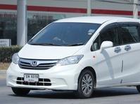 Honda Freed Generasi Terbaru Masih Tanda Tanya di Indonesia