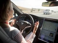 Tesla Bangun Sistem Kemudi yang Sepenuhnya Otomatis