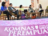 Komnas Perempuan Minta Sahkan RUU Penghapusan Kekerasan Seksual