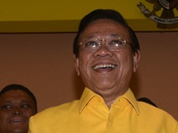 Agung Laksono Dukung Revitalisasi Pengurus DPP Golkar