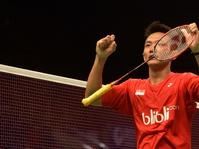 Mejadi Sang Juara di Indonesia Open