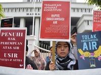 Aktivis Desak Putusan Stop Swastanisasi Air DKI Dieksekusi