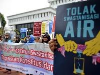 PAM Jaya Tunggu Perintah Anies-Sandi untuk Stop Swastanisasi Air
