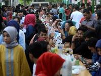 141.000 Takjil Gratis Tersedia di Soetta Selama Ramadan