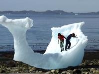 Cepat atau Lambat, Es di Kutub Akan Meleleh