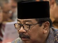 Soekarwo Pertemukan SBY dengan Gus Ipul dan Sejumlah Kiai NU