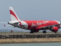 AirAsia Indonesia Putar Balik ke Perth Usai Gangguan Udara
