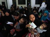 Malaysia Deportasi 17.921 WNI Bermasalah