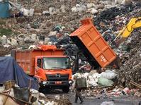 Pemulung Tewas Tertimbun Sampah di Bantargebang