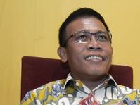 Pansus Hak Angket Terima Mantan Hakim Syarifuddin Umar