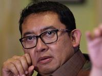 Fadli Zon: Arief Poyuono akan Dimintai Pertanggungjawaban
