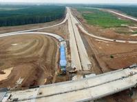 Jalan Tol Trans Sumatera, Pembebasan Lahan Baru 75 Persen