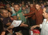 Akhir Pekan Jokowi Diisi dengan Belanja Buku Bareng Kahiyang