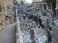 Rusia Setuju Gencatan Senjata di Aleppo