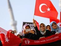Turki Tangkap 113.600 Orang dalam Operasi Anti-Gulen