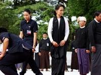 PBB: Krisis Rohingya Pertaruhkan Reputasi Aung San Suu Kyi