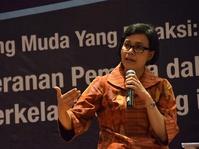 Sri Mulyani Akan Tingkatkan Kualitas Rekrutmen Beasiswa LPDP