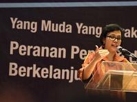 Sri Mulyani Buka Suara Soal Kasus Suap Pegawai Pajak