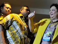 Airlangga Ketum Golkar: Fadli Zon Desak Jokowi Reshuffle Kabinet