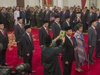 CSIS Sebut Ada Reshuffle Tapi Tidak dalam Waktu Dekat