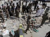 Tujuh Orang Tewas dalam Serangan Bom Bunuh Diri di Pakistan