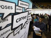 BPS: 9,5 Persen Pengangguran Alumni Perguruan Tinggi