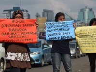 Wanita Indonesia dalam Belenggu Kekerasan