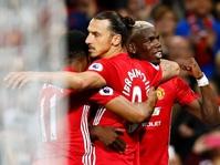 Manchester United Tahan Imbang Liverpool 1-1