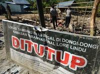 JATAM: Kota Palu Terancam Krisis Lingkungan Akibat Merkuri