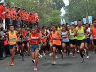 Berkumpul Demi Melawan Malas Berlari