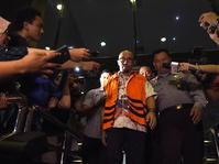 Andi Taufan Tiro Ditahan KPK