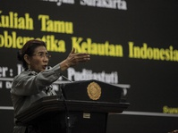 Menteri Susi Yakin Ekspor Ikan Terus Melejit