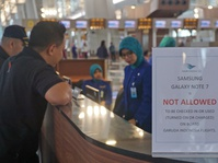 Penumpang Garuda Dilarang Bawa Samsung Galaxy Note 7