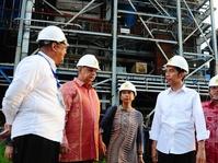 Jokowi: PLTU Waai di Maluku yang Terbengkalai Salah Desain