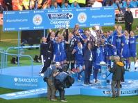 Leicester City Juarai Debut di Liga Champions 2016