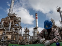 April, Pertamina Tetapkan Mitra Bisnis Bangun Kilang Bontang