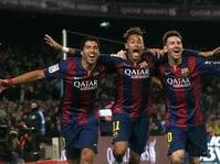 Neymar Buka Peluang Tinggalkan Barcelona