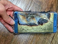 Samsung: Baterai Bermasalah Sebabkan Note 7 Terbakar