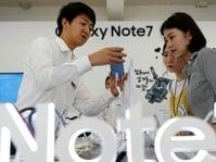 Recall Note 7 Tak Pengaruhi Pengguna Merek Samsung