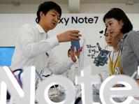 Samsung Selidiki Penyebab Terbakarnya Galaxy Note 7