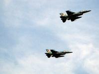 Empat F16 Hibah AS Tiba di Lanud Iswahjudi Madiun