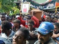 Eskalasi Kekerasan Bersenjata di Mimika Papua Belum Reda
