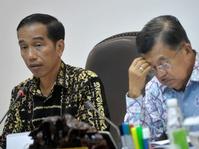 Jokowi Desak Kolaborasi Global Perangi Illegal Fishing