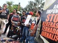 Sepanjang 2016, 93 Jurnalis & Pekerja Media Tewas