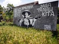 Mentan Sebut Industri Telah Persempit Lahan Pertanian