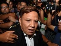 Kejati Tahan Mantan Ketua DPRD Surabaya